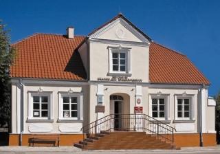 Budynek Muzeum Stanisława Noakowskiego w Nieszawie, z arch. MZKiD we W-ku