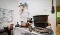 Fragment wystawy Kąpiel w balii..., fot. z arch. MZKiD