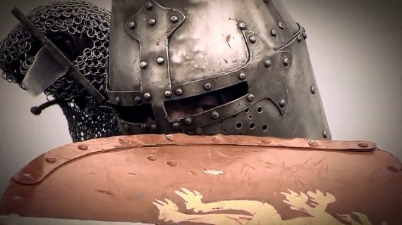 Kadr z Filmu Bitwa pod Płowcami